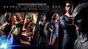 BATMAN Vs. SUPERMAN XXX หนังโป๊ฝรั่ง ไม่เซ็นเซอร์
