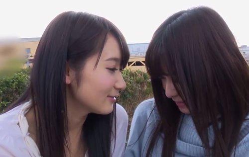 Jav xxx The Beautiful Caribbibians Lesbian Sex Chie Aoi Kurumi Chino