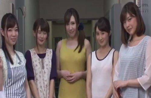 หนังเอวีญี่ปุ่น กลุ่มแม่บ้านสาววางแผนเย็ดผู้ชายแบบเซ็กส์หมู่