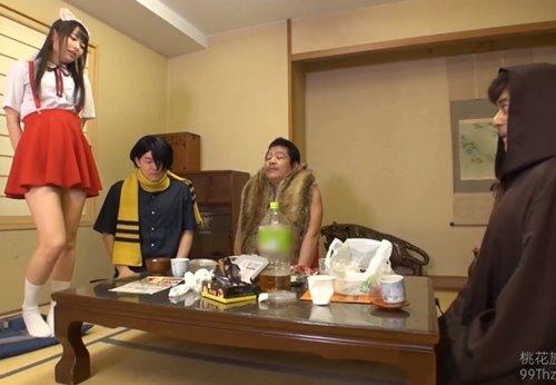 GeGeGe no Kitaro jav หนังโป๊สร้างจากการ์ตูนอนิเมะ อสูรน้อยคิทาโร่