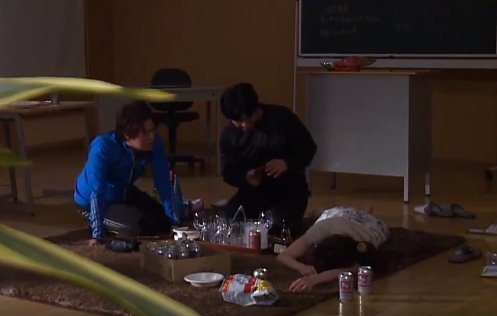 วางยาเย็ดหีคุณครูคนสวย ครูสาวเธอโดนวางยาแล้วจับเรียงคิวเย็ดรูหี