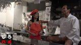 JavUncen xxx พ่อครัวกับสาวฝึกงานแอบเย็ดกันอยู่หลังครัว
