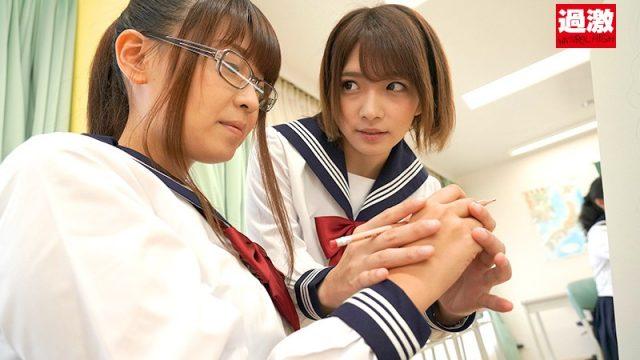 หนังญี่ปุ่นเลสเบี้ยน นักเรียนหญิงตีฉิ่งหลังชั่วโมงเรียน