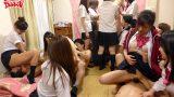 แกงค์ปาร์ตี้ เซ็กส์หมู่นักเรียนหญิง เย็ดสดยกชั้นเรียน
