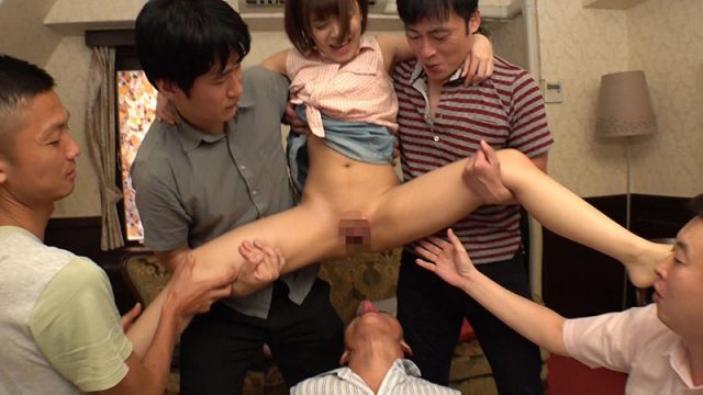 หนังโป๊ดูฟรี หนังญี่ปุ่นลามก รุมโทรมแหกหีเย็ดผู้หญิงน่ารัก