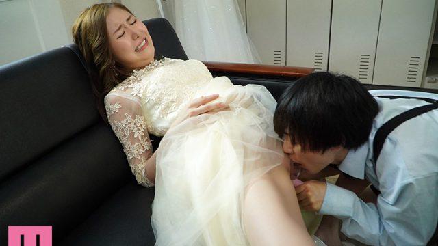 หนังโป๊เรื่องเด็ด แอบเลียหีเจ้าสาว ในวันแต่งงาน